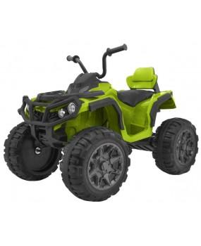 Elektrická štvorkolka ATV 2.4 G zelená
